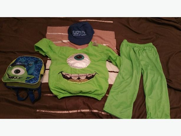 monster university dress up world book day