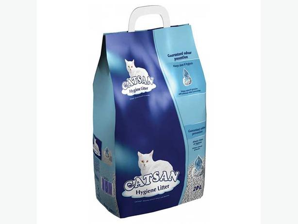 CatSan 20L Hygiene Cat litter