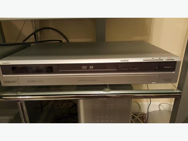 Sony dvd recorder