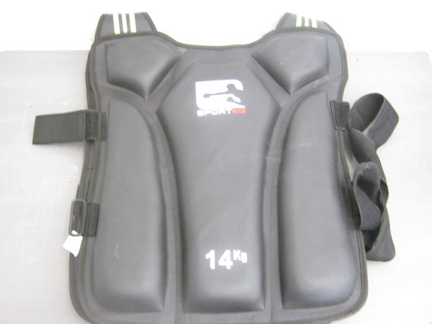 SportEQ Weighted Vest 14kg