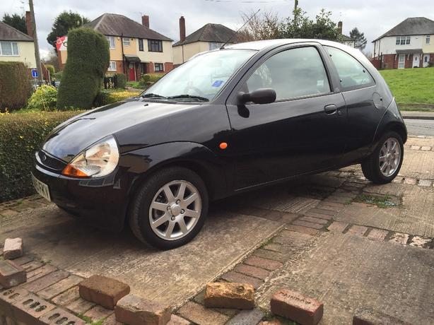 Ford Ka Eclipse Limted Edition M Mot Ideal First Car