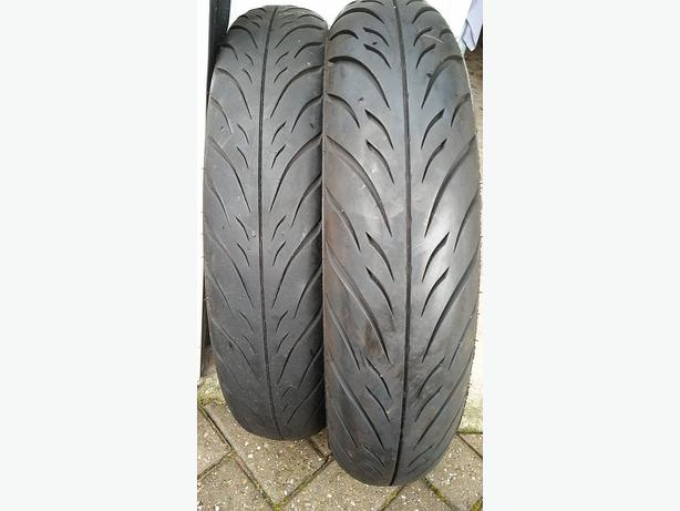 MOTOBIKE TYRES-APRILA RS-125 atlantic front and rear