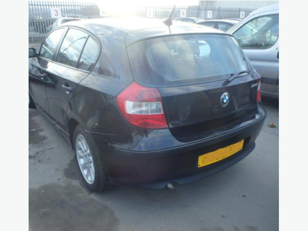BMW 1 SERIES BREAKING FOR SPARES 118D