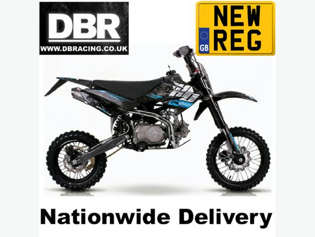 Wpb Crf70 125 Road Legal Registered Welsh Dirt Pit Bike Enduro