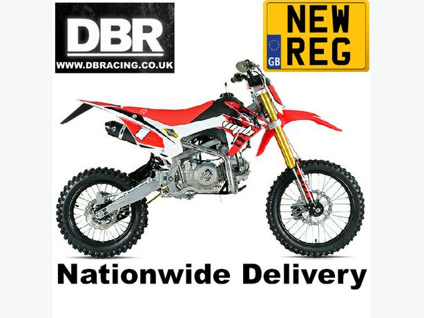 Wpb Race 160 Road Legal Registered Enduro Welsh Pit Bike Monkey