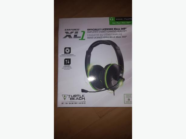 turtle beach XL1 gaming headset