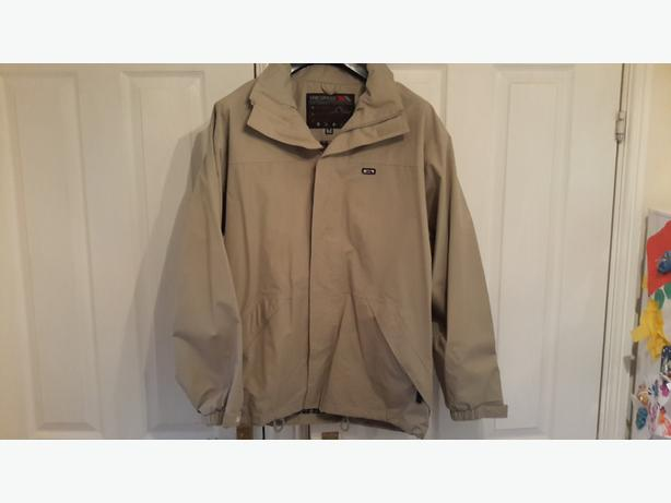 trespass waterproof jacket xl