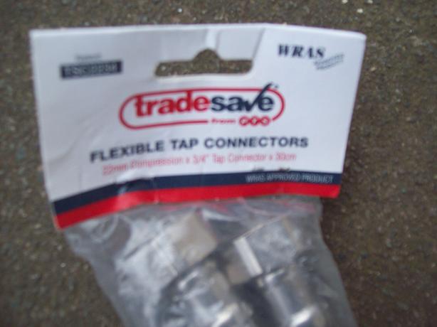 FLEXIBLE TAP CONNECTORS