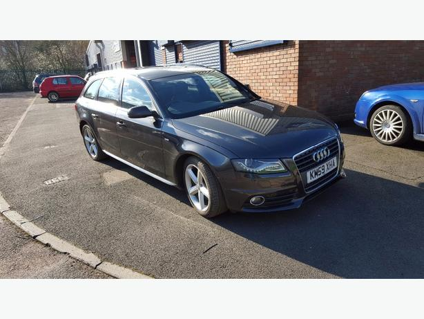 Audi A4 S Line Estate 18 Tdsi Walsall Wolverhampton