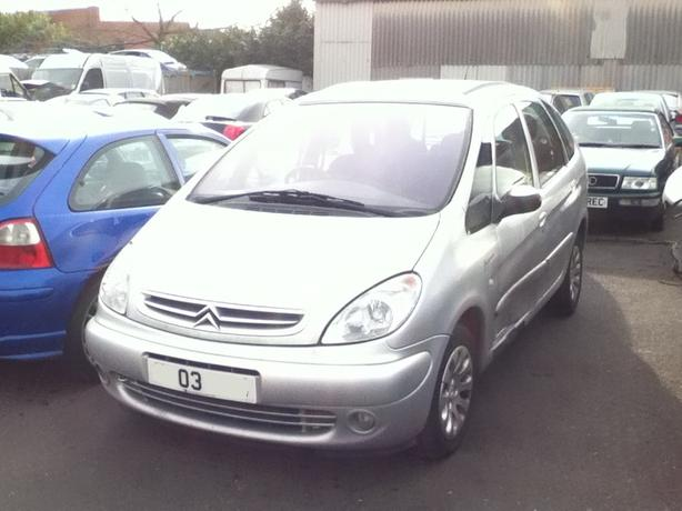 CITROEN XSARA PICASSO PETROL BREAKING FOR SPARES ONLY