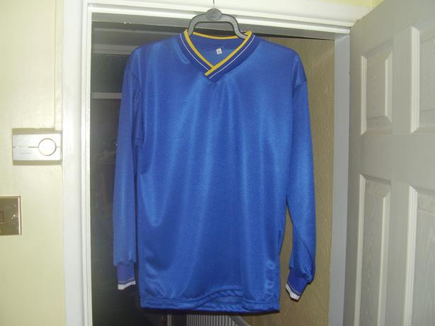 15 xl brand new unused football shirts