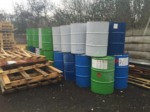 INCINERATOR FIRE BIN BURNING BARREL GARDEN ALLOTMENT -  CAN DELIVERY LOCALLY £5