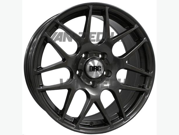 For sale: DRC DRM 18″ Gun Metal Alloy Wheels for VW T5 Van