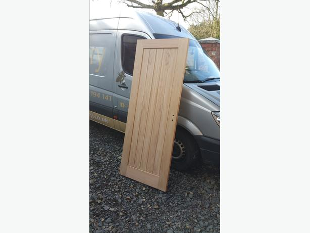 Oak Fire Door