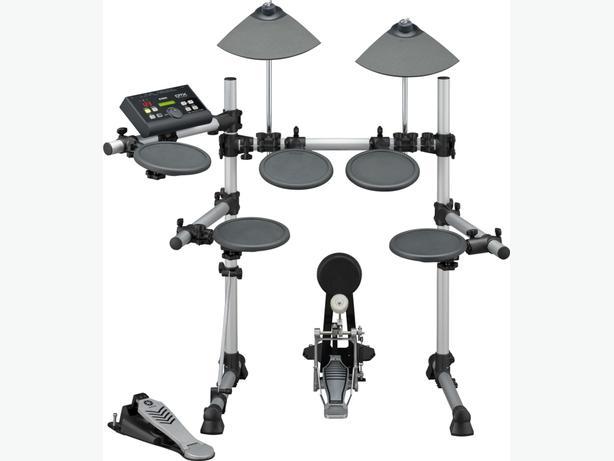 Yamaha electronic drums reduced
