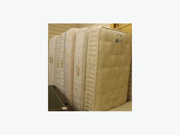 DOUBLE QUALITY ***SECONDHAND MATTRESSES""