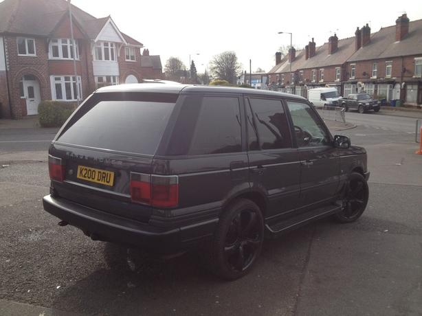 1999 RANGE ROVER P38 4 0 V8 PETROL - LOW MILEAGE 123K - SWAP TODAY