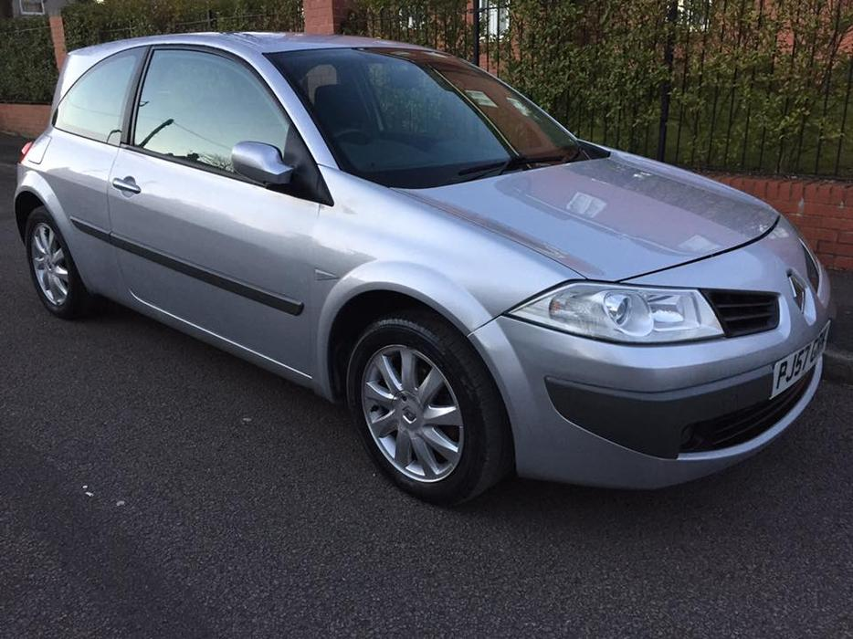 renault megane dci 1 5 2007 plate 3 door hatch vgc wolverhampton sandwell. Black Bedroom Furniture Sets. Home Design Ideas