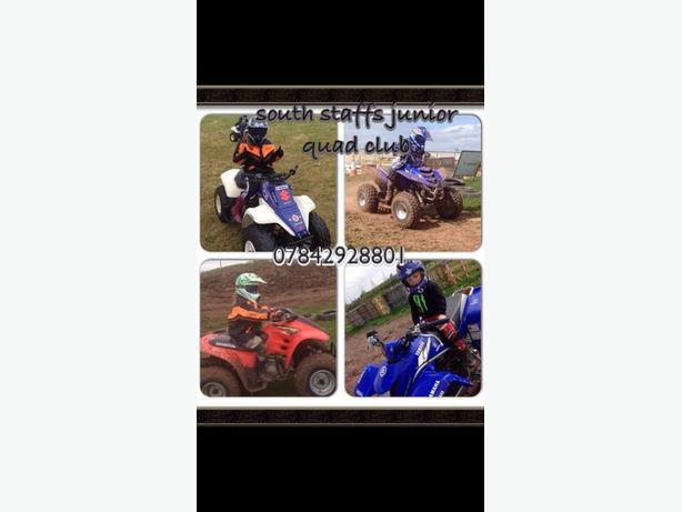 South Staffs Junior Off Road Club