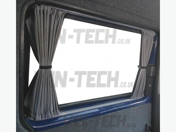 For sale VW T5 Van Transporter Interior Curtain SWB Rear Quarter