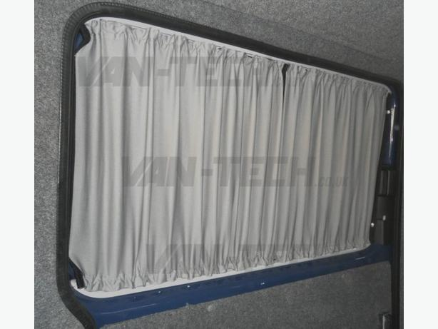 Forsale: VW T5 Van Transporter Interior Curtain LWB Rear Quarter