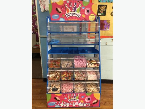 Pick & Mix Stand Hire