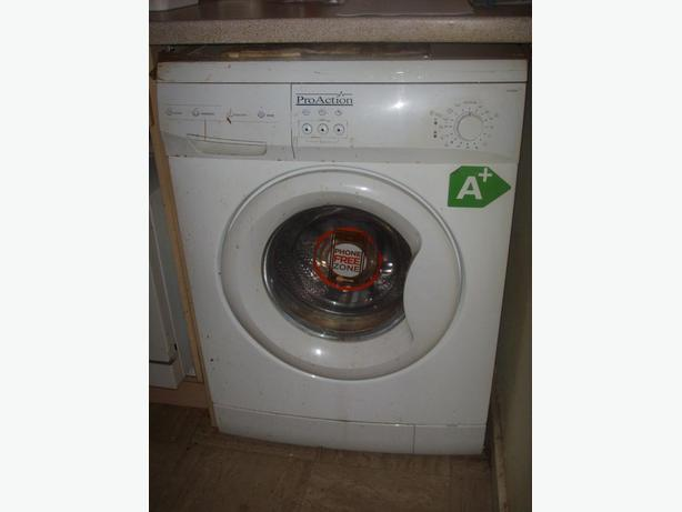 washing machine with free delivery