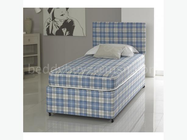 """SALE """"SINGLE BED - FREE HEADBOARD & PILLOW SET"""