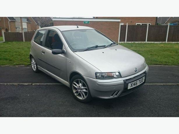 2001 fiat punto 1 2 16v sporting 6 speed brierley hill sandwell. Black Bedroom Furniture Sets. Home Design Ideas