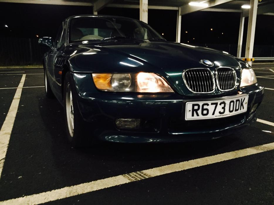 Bmw Z3 Convertible Sport Swap Or Sale Dudley Sandwell