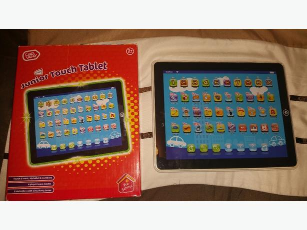 junior touch tablet