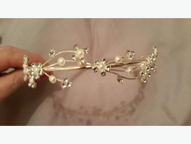 3x wedding or prom tiara