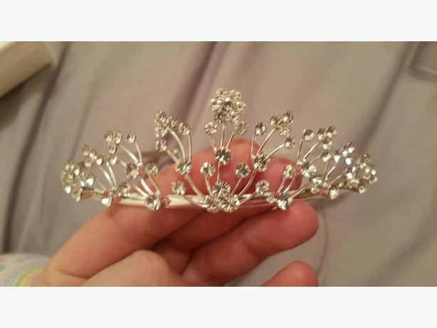 wedding prom tiara
