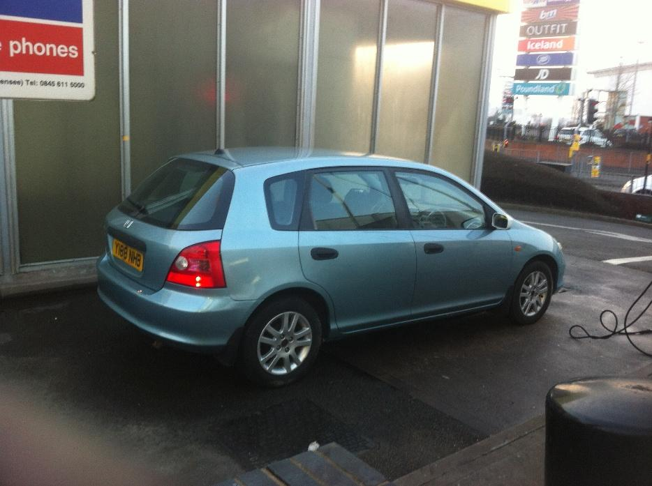 ovno 2001 Honda Civic Max 1.4 excellent cheap runner. mint Outside Black Country Region ...