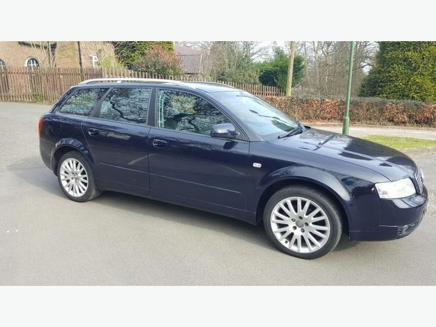 audi a4 1 9 tdi se estate 2003 03 reg 17 audi alloys good engine and gearbox other black country. Black Bedroom Furniture Sets. Home Design Ideas