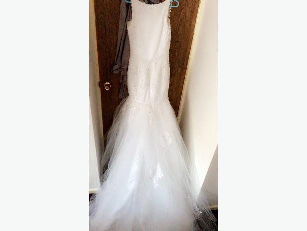 Dresses ,Bridal shoes