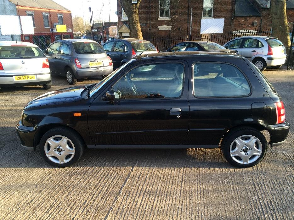 nissan micra 1 0 tempest 2002 69k with history long mot. Black Bedroom Furniture Sets. Home Design Ideas