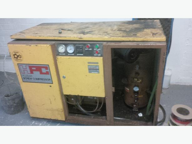 HPC Plusair Air Compressor