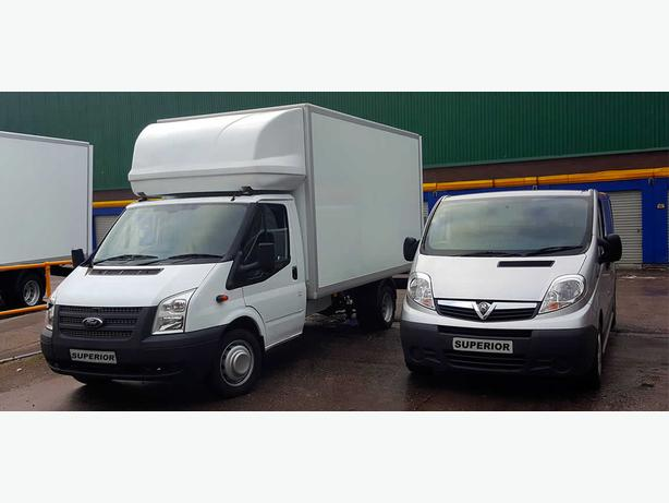 MAN AND VAN/REMOVALS / HOUSE CLEARANCE LUTON WITH TAIL LIFT