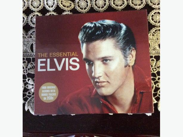 Elvis Presley essential collection