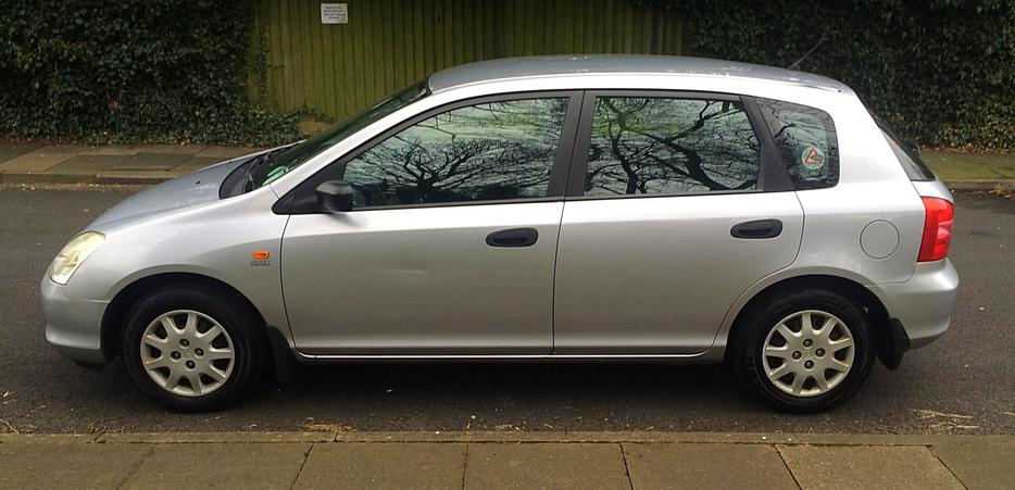 2002 honda civic max silver other dudley for 2002 honda civic power window not working