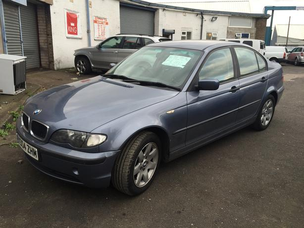 2004 bmw 320d es drive away bargain sandwell sandwell. Black Bedroom Furniture Sets. Home Design Ideas