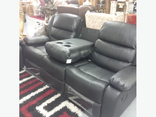 3str +2str recliner suite with bluetooth