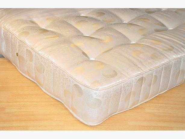 4.6 orthopaedic mattress