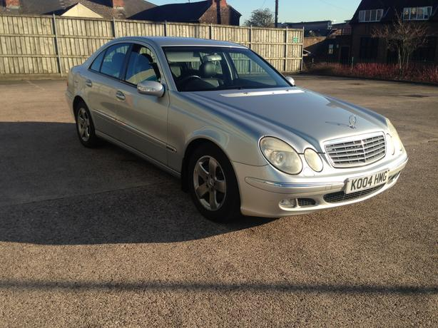 mercedes e270 cdi diesal automatic hpi clear long mot walsall dudley. Black Bedroom Furniture Sets. Home Design Ideas