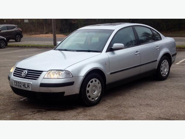 2002 vw passat 1 9 tdi 130 bhp sandwell dudley. Black Bedroom Furniture Sets. Home Design Ideas