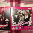 Signed DVDs likely lads, carry on, are you being served, allo allo, minder