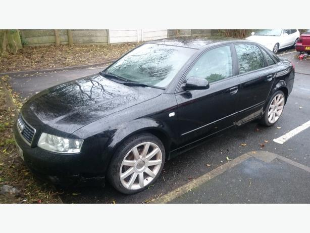 Audi A4 1.9tdi fully loaded 12 months mot and fresh service.