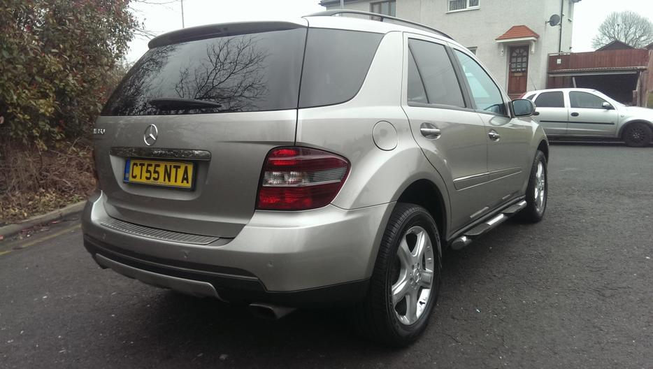 for sale mercedes ml 350 sport 7 g tronic dudley dudley. Black Bedroom Furniture Sets. Home Design Ideas