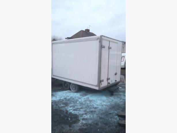 box trailer grp twin axle. catering.motocross